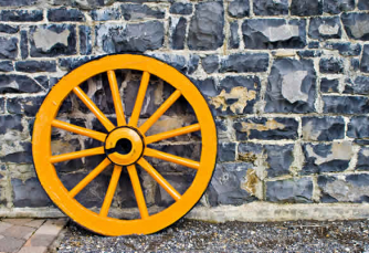 Building websites isn't re-creating the wheel.