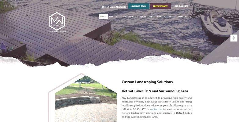 Landscaping Websites