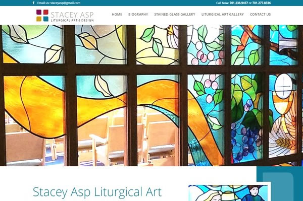 Stained Glass Art websites