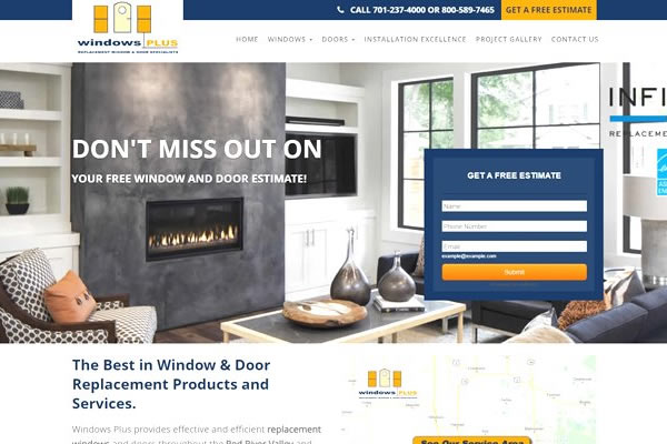 Home supply and care websites for Fargo, Moorhead, and Detroit Lakes.