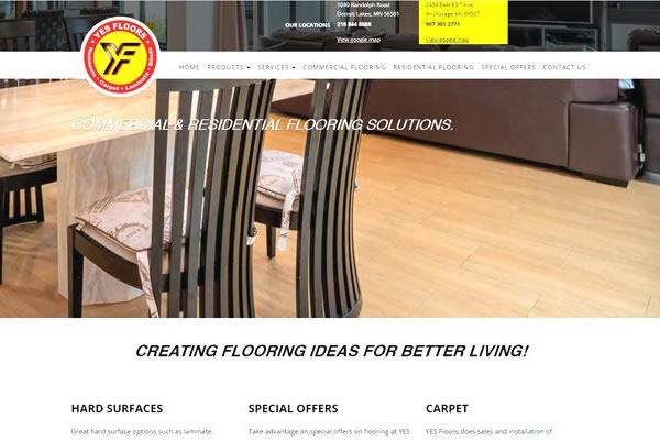 Retail flooring and installation.