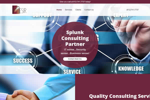 Consulting Company Websites